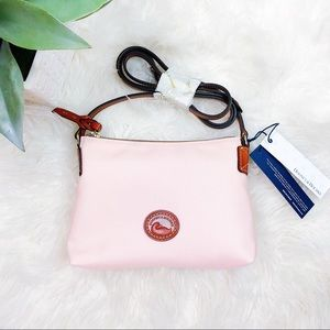 NWT | Dooney & Bourke Blush Crossbody Pouchette